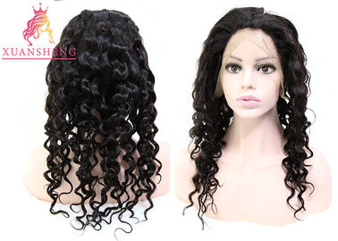 Good Quality Virgin Indian Hair & 10A Full Lace Human Wigs Strong Lace Italian Curly Wig Unprocessed Virgin Hair on sale