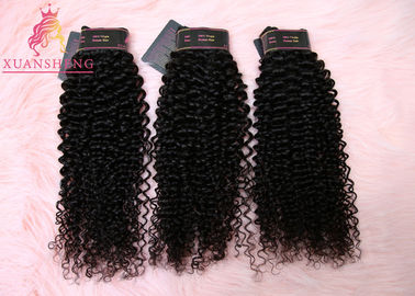 Good Quality Virgin Indian Hair & Unprocessed Real Virgin Indian Hair Deep Curly Extensions Full Bottom on sale