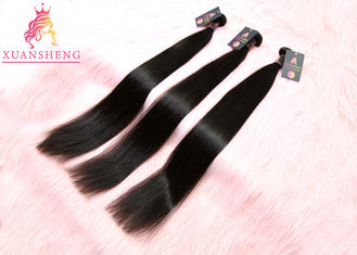 "Good Quality Virgin Indian Hair & Straight 100 Virgin Human Hair Natural Raw Unprocessed 10A Grade 8"" - 30"" Length on sale"