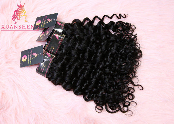 Cuticle Aligned Raw Virgin Indian Hair Italian Wave Double Drawn Weave Bundles
