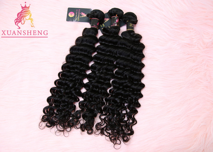 Indian Hair Hair Deep Wave Extensions