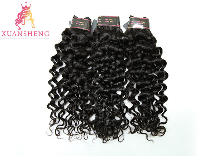 Natural Extensions Preuvian Human Hair