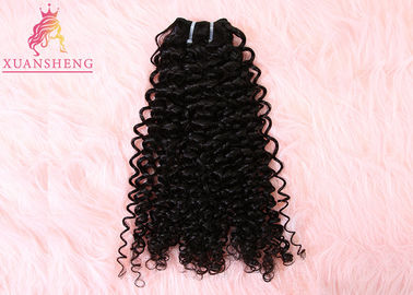 China 100% Unprocessed Virgin Human Hair Cuticle Aligned Hair Deep Curly Bundles factory