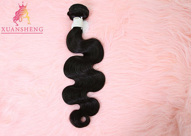 "China 9A 100% Virgin Human Hair Bundles Body Wave Extensions 8""-30"" Length factory"
