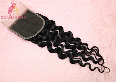 Hair Loose Wave 5x5 Lace Closure Retail Raw Cuticle Aligned Virgin Unprocessed