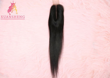2*6 Transparents Lace Kim Closure Curticle Aligned Straight Hair