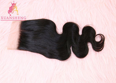 Transparents 5x5 Lace Closure  Virgin Raw Unprocessed Body Wave Hair