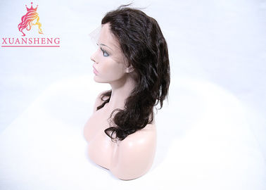 Swiss Lace Body Wave 360 Full Lace Wig Human Hair Natural Hair Line