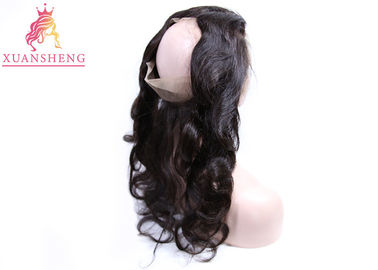 Virgin Raw 360 Lace Frontal Closure Body Wave Cuticle Aligned Hair
